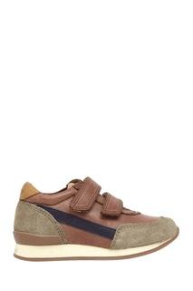 Кожаные кроссовки Ten Jog Leather 10 IS
