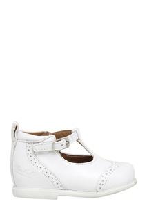 Кожаные туфли Nioupi Salome POM Dapi