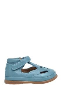 Кожаные сандалии Newfleks Elyot POM Dapi