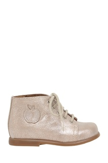 Кожаные ботинки Nioupi Primo POM Dapi