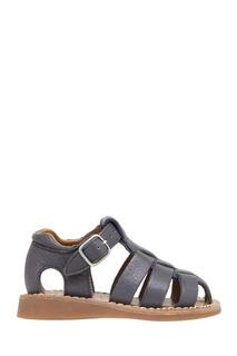 Кожаные сандалии Yapo Papy POM Dapi
