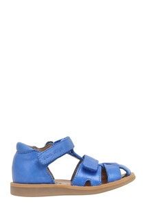 Кожаные сандалии Poppy Boy POM Dapi