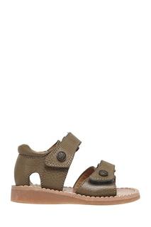 Кожаные сандалии Yapo Back POM Dapi