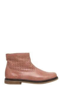 Кожаные ботинки Hobo Cover POM Dapi