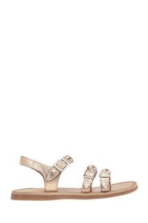 Кожаные сандалии Plagette POM Dapi