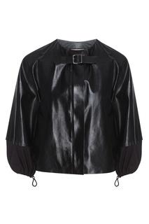 Кожаная куртка CÉline