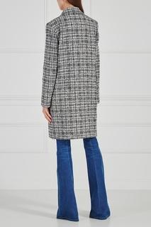 Хлопковое пальто Lanvin