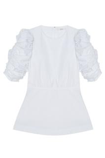 Хлопковая блузка CÉline