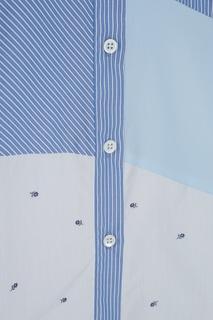 Хлопковая рубашка Paul & Joe