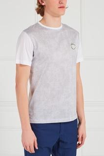 Хлопковая футболка Billionaire
