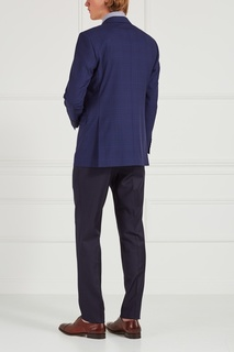 Шерстяные брюки Salvatore Ferragamo