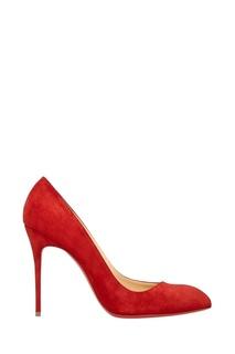 Замшевые туфли Cornellie 100 Christian Louboutin