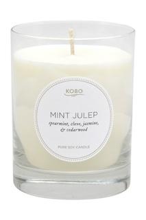 Ароматическая свеча Mint Julep Kobo Candles