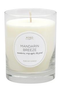 Ароматическая свеча Mandarin Breez Kobo Candles