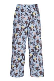Хлопковые брюки Tordo Vivetta