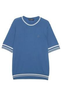 Шерстяная футболка Dolce & Gabbana