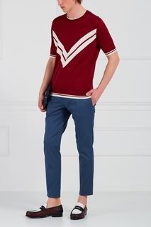 Хлопковые брюки Dolce & Gabbana