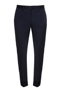 Однотонные брюки Gucci