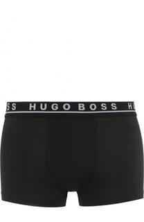 Трусы-боксеры с широким поясом HUGO