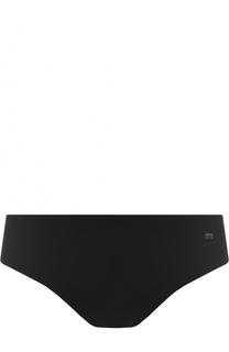 Плавки с логотипом бренда HUGO