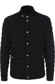 Пуховая стеганая куртка Moncler
