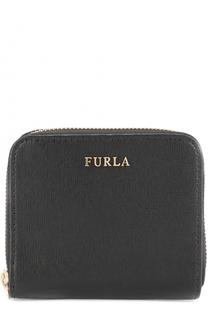 Кожаное портмоне на молнии Furla