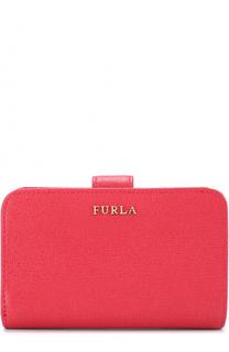 Кожаное портмоне с клапаном Furla