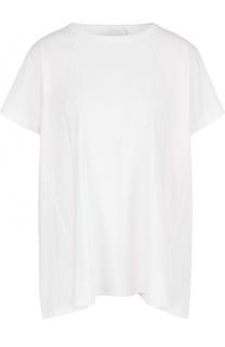 Хлопковая футболка свободного кроя Chloé