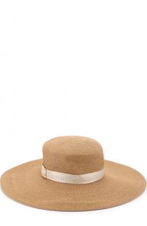 Шляпа с лентой Eugenia Kim
