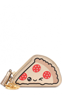 Брелок для сумки Pizza Anya Hindmarch