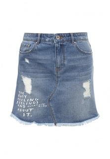 Юбка джинсовая Springfield