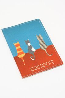Обложка на паспорт Махаон