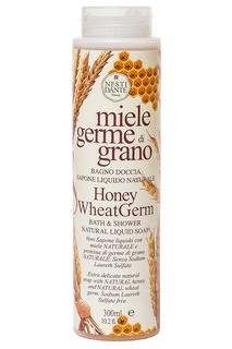 Гель с медом и зародыш.пшеницы Nesti Dante