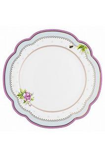 Набор из 4-х тарелок 19x19 Lisbeth Dahl