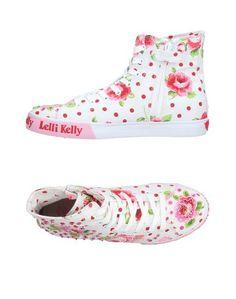 Высокие кеды и кроссовки Lelli Kelly