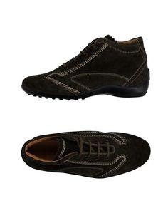 Высокие кеды и кроссовки Tods Junior