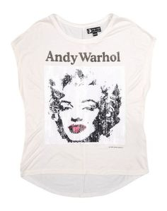 Футболка Andy Warhol by Pepe Jeans