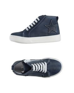 Высокие кеды и кроссовки Enrico Fantini Junior