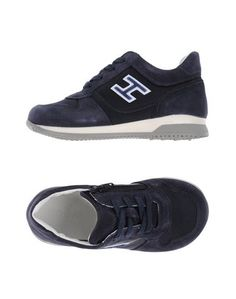 Низкие кеды и кроссовки Hogan Junior