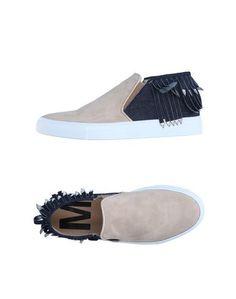 Высокие кеды и кроссовки Mauro Grifoni