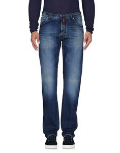 Джинсовые брюки Kiton
