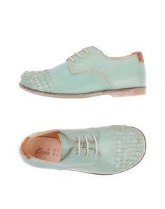 Обувь на шнурках Ocra