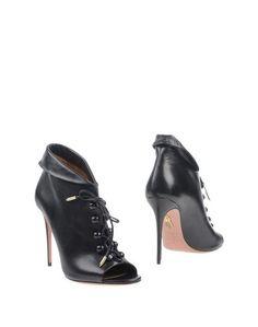 Полусапоги и высокие ботинки Aquazzura