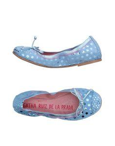 Балетки Agatha Ruiz De La Prada