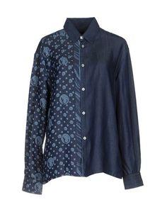 Джинсовая рубашка Versus