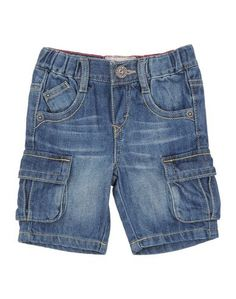Джинсовые бермуды Levis Kidswear