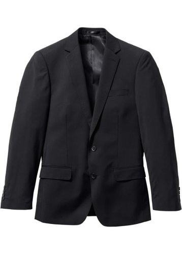 Пиджак Slim Fit (черный)