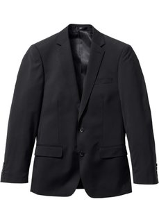 Пиджак Slim Fit (черный) Bonprix