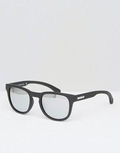 Круглые солнцезащитные очки Calvin Klein Jeans - Черный