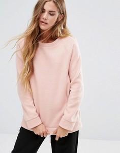 Oversize-свитшот Glamorous - Розовый